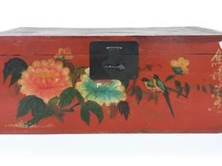 Revivigi SlaapkamerAccessoires & decoratie Massief hout Rood