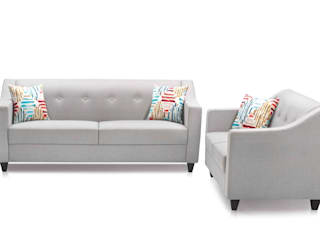 Sofas: modern  by Vriksh of Life Furniture and Design Studio,Modern