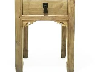 Revivigi BedroomBedside tables Solid Wood Wood effect