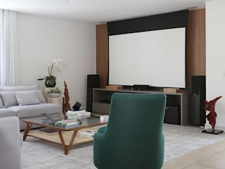 Living room by Start Arquitetura, Modern