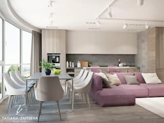 Esszimmer von Design studio TZinterior group