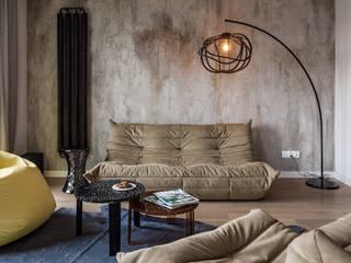 Salas de estar modernas por Biendesign Pracownia Wnętrz Moderno