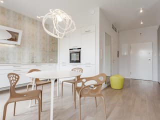 Biendesign Pracownia Wnętrz Cocinas de estilo moderno