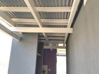 ECOS INGENIERIA Classic style conservatory Grey