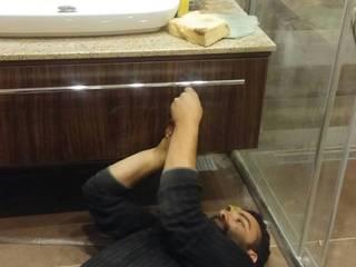 REYHAN MUTFAK I BANYO I DEKORASYON – VİLLA TADİLATI OVAAKÇA:  tarz Banyo