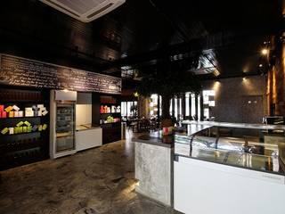 Bares y clubs de estilo industrial de Northmos Sdn Bhd Industrial
