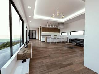 강원도 횡성 34평 전원주택 ......S씨: 디자인 이업의 현대 ,모던 석영