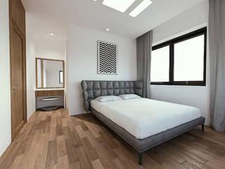 강원도 횡성 34평 전원주택 ......S씨: 디자인 이업의 현대 ,모던 사암