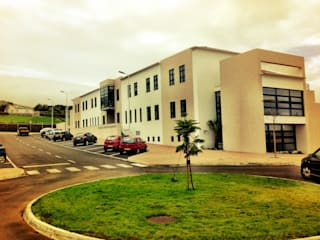 PE. Projectos de Engenharia, LDa Modern hospitals