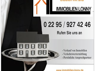 Classic style houses by Immobilien Lonny Classic