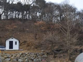 버드하우스 모던스타일 주택 by 마룸 모던