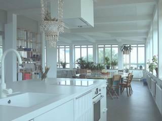 Top floor van IRIX