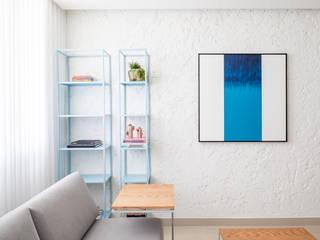 Consultório de Psicologia AF Escritórios modernos por Traama Arquitetura e Design Moderno