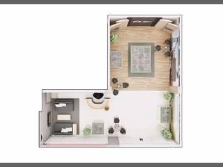 ที่เรียบง่าย  โดย Q Interior & Arch, มินิมัล