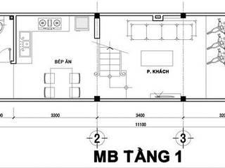 by Công ty TNHH Xây Dựng TM – DV Song Phát Modern