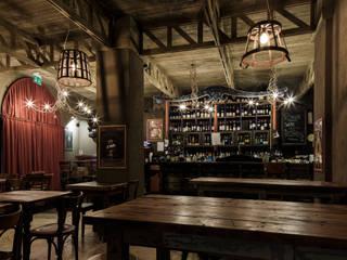 L'Ottavino - Osteria quotidiana Gastronomia in stile rustico di Studio Materia Rustico
