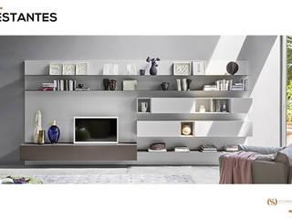 Estantes:   por MY STUDIO HOME - Design de Interiores