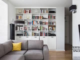 رہنے کا کمرہ  by Perfect Space
