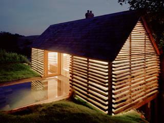 The Dairy House, Somerset Kamar Mandi Modern Oleh Claire Spellman Lighting Design Modern