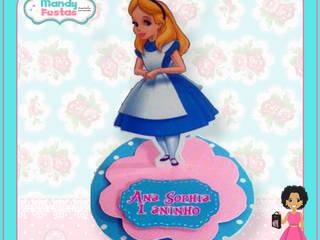 Alice no país das maravilhas por Mandy Festas