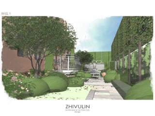 Иллюстрации к проекту:  в . Автор – ZHIVULIN DESIGN