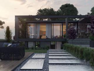 Render Studio – Mina Villa:  tarz