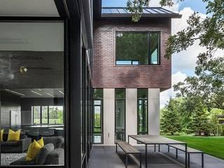 Création extérieure Moderner Balkon, Veranda & Terrasse von Ecologic City Garden - Paul Marie Creation Modern