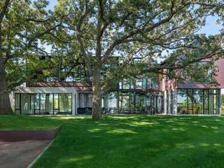 Création extérieure Moderner Garten von Ecologic City Garden - Paul Marie Creation Modern