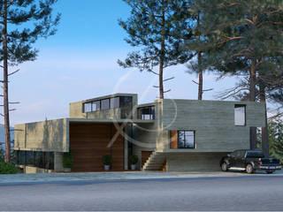 Single family home by Comelite Architecture, Structure and Interior Design ,