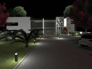 Moradia Unifamiliar T4 - ALGARVE: Casas unifamilares  por Arbisland Arquitectura & Design
