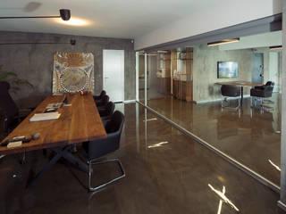 Boyman Arslan Architects – Maxtrans Ofis:  tarz Ofisler ve Mağazalar,