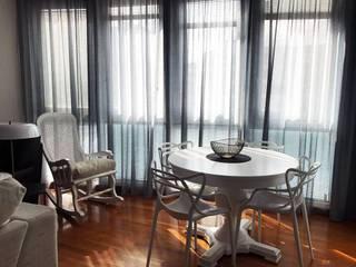 PROYECTO DE INTERIORISMO Y DECORACIÓN. SALÓN: Salones de estilo  de Juana Basat