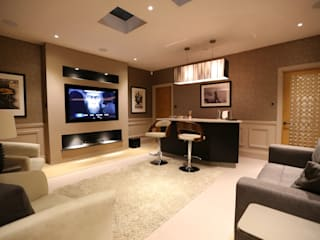 Crestron Installation in South Kensington, London:  Electronics by Custom Controls