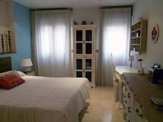 Dormitorios de estilo moderno de Juana Basat Moderno