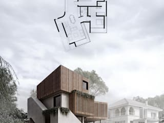 7Storeys Wooden houses