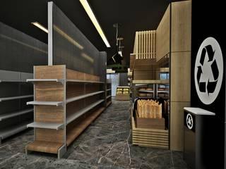 Shopping Centres โดย ERSA MİMARLIK, มินิมัล