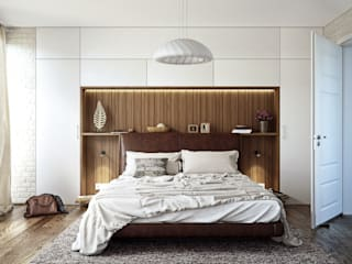 Modern style bedroom by 7Storeys Modern