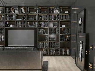 Гостиная в . Автор – EPdesign