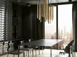 Дизайн-интерьера: Гостиная в . Автор – EPdesign