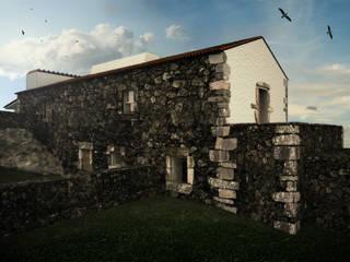 PE. Projectos de Engenharia, LDa Country house