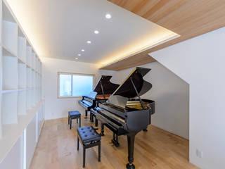 HouseK2 北欧デザインの 書斎 の 一級建築士事務所 ima建築設計室 北欧