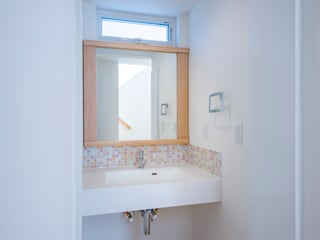 HouseK2: 一級建築士事務所 ima建築設計室が手掛けたスカンジナビアです。,北欧
