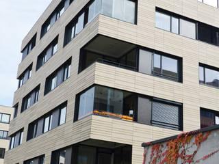 Glaswindschutz für Balkon mit Sunflex Schiebefenster Schmidinger Wintergärten, Fenster & Verglasungen Moderner Wintergarten Glas Transparent