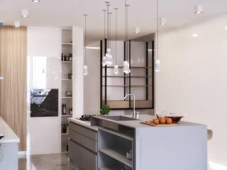 Кухни в . Автор – EPdesign