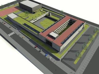 PE. Projectos de Engenharia, LDa Scuole moderne