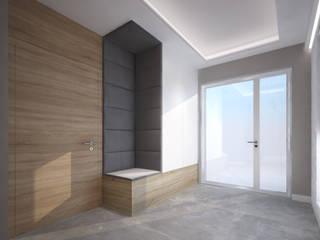 Dom w Rypinie: styl , w kategorii  zaprojektowany przez Arte Dizain. Agnieszka Hajdas-Obajtek