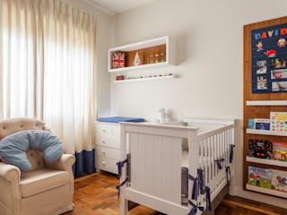 Baby room by Marcella Loeb