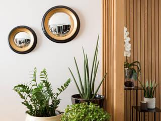 Appartement BORDEAUX Wilson Salon moderne par Julie Chatelain Moderne