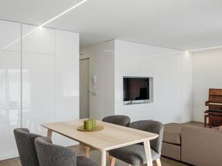 Esszimmer von Raulino Silva Arquitecto Unip. Lda, Minimalistisch