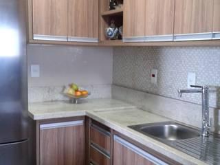Joana Rezende Arquitetura e Arte Kitchen units